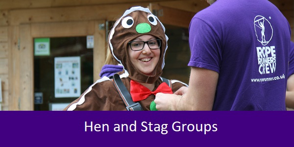 Stag and Hen Parties!